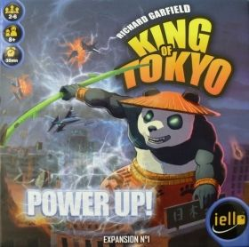 KING OF TOKYO POWER UP! - Expansion