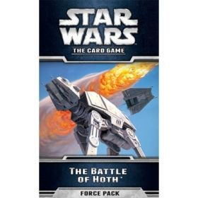 STAR WARS The Card Game - THE BATTLE OF HOT - Force Pack 5