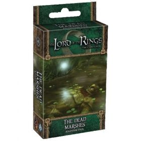 The LORD Of The RINGS The Card Game - THE DEAD MARSHES - Adventure Pack 5