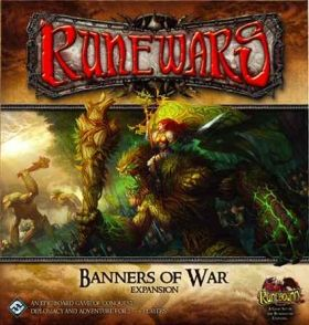 RUNEWARS - BANERS OF WAR - Expansion