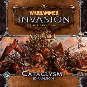 WARHAMMER INVASION - CATACLYSM -  Expansion 4
