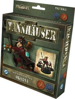 TANNHAUSER - OKSANA - SINGLE FIGURE PACK