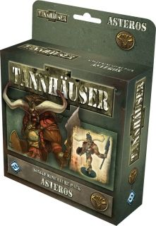 TANNHAUSER - ASTEROS - SINGLE FIGURE PACK
