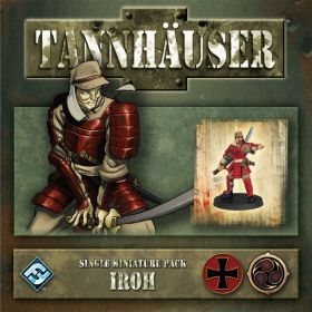 TANNHAUSER - IROH - SINGLE FIGURE PACK