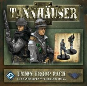 TANNHAUSER - UNION - TROOP PACK