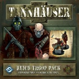 TANNHAUSER - REISH - TROOP PACK
