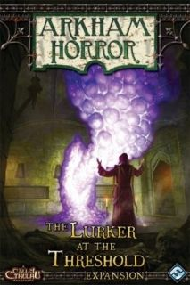ARKHAM HORROR : LURKER AT THE THRESHOLD - Expansion