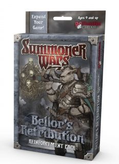SUMMONER WARS : BELLOR'S RETRIBUTION - Reinforcement Pack