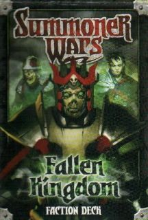 SUMMONER WARS : FALLEN KINGDOM Faction Deck