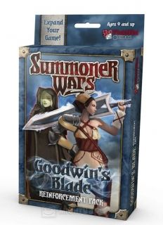 "SUMMONER WARS : GOODWIN""S BLADE Reinforcement Pack"