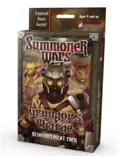SUMMONER WARS : GRUNGORS CHARGE Reinforcement Deck