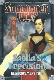 SUMMONER WARS : SAELLAS PRECISION Reinforcement Pack
