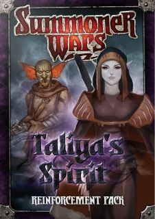 SUMMONER WARS :TALIYAS SPIRIT Reinforcement Pack