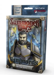 SUMMONER WARS : VANGUARDS SECOND SUMMONER Faction Deck
