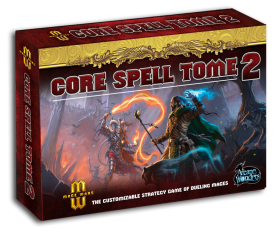 MAGE WARS - CORE SPELL TOMЕ 2 - Expansion