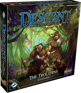 DESCENT - THE TROLLFENS- Expansion