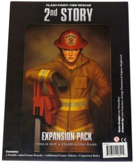 FLASH PIONT : Fire Rescue - 2nd STORY -  Expansion