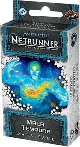 ANDROID: NETRUNNER The Card Game - MALA TEMPORA - Data Pack 3