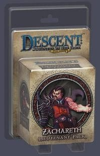 DESCENT - ZACHARETH - Lieutenant pack
