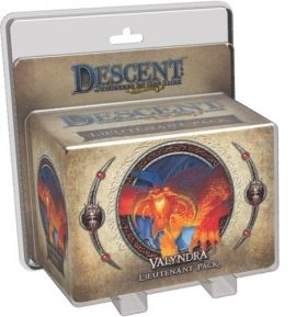 DESCENT - VALYNDRA - Lieutenant pack