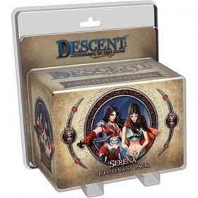DESCENT - SERENA - Lieutenant pack
