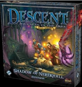 DESCENT - SHADOW OF NEREKHALL - Expansion