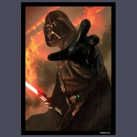 ПРОТЕКТОРИ - Star Wars Limited Edition  63,5X88 (за LCG, TCG и др.) - 50 БР. - Power of The Dark Side