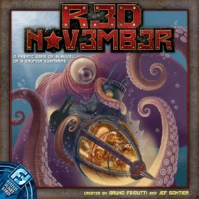 RED NOVEMBER - REVISED EDITION