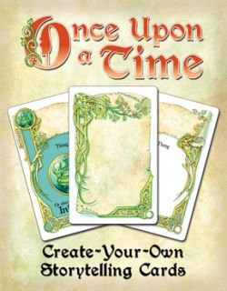 ONCE UPON A TIME - CREATE YOUR OWN STORYTELLING CARDS - EXPANSION
