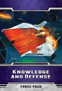 STAR WARS The Card Game - Knowledge and Defense - Force Pack 3