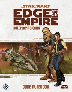 STAR WARS EDGE OF THE EMPIRE - ROLEPLAYING GAME