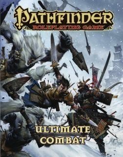 PATHFINDER ROLEPLAYING GAME - ULTIMATE COMBAT