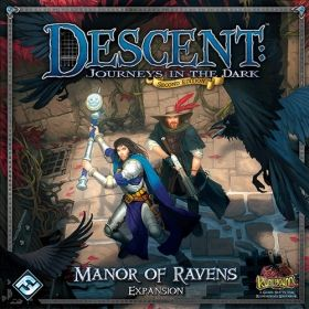 DESCENT - MANOR OF RAVENS - Expansion