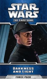 STAR WARS The Card Game - Darkness and Light - Force Pack 6