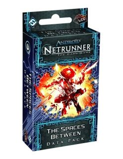 ANDROID: NETRUNNER The Card Game - The Spaces Between - Data Pack 2