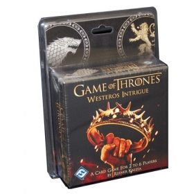 GAME OF THRONE WESTEROS INTRIGUE