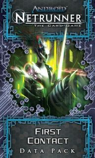 ANDROID: NETRUNNER The Card Game - First Contact - Data Pack 3