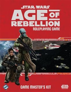 STAR WARS AGE OF REBELLION - GAME MASTER'S SET
