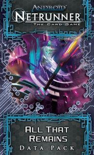 ANDROID: NETRUNNER The Card Game - All That Remains - Data Pack 5
