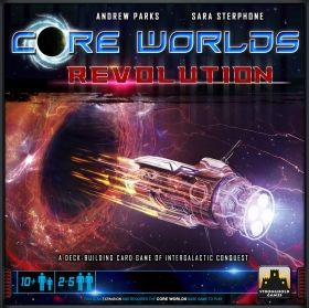 CORE WORLDS - REVOLUTION - EXPANSION
