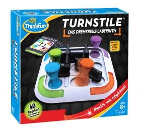 TURNSTILE - GERMAN EDITION