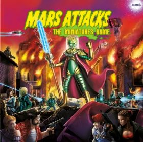 MARS ATTACK - THE MINIATURES GAME
