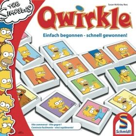 QWIRKLE - SIMPSONS