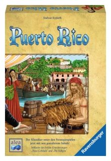 PUERTO RICO - GERMAN EDITION