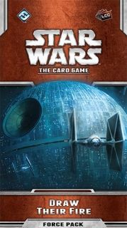 STAR WARS The Card Game - Draw Their Fire - Force Pack 2