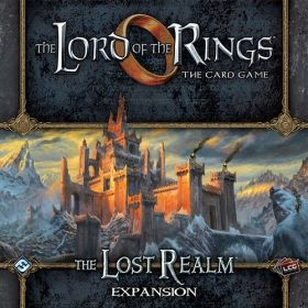 THE LORD OF THE RINGS - THE LOST REALM -  Expansion 4