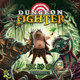 DUNGEON FIGHTER - ROCK AND ROLL - EXPANSION
