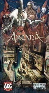 ARCANA 1ST EDITION