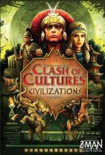 CLASH OF CULTURES - CIVILIZATIONS - EXPANSION