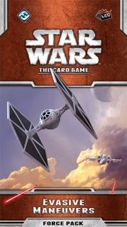 STAR WARS The Card Game - Evasive Maneuvers - Force Pack 3